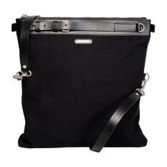 Saint Laurent ID Doc Holder Convertible 2n1 Crossbody Bag