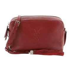 Saint Laurent Lou Camera Bag Leather Small