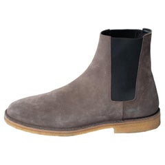 Saint Laurent Nevada Chelsea Boots (43 EU) - in Taupe