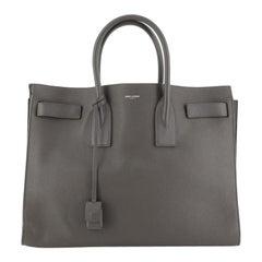 Saint Laurent Sac de Jour Carryall NM Bag Leather Large