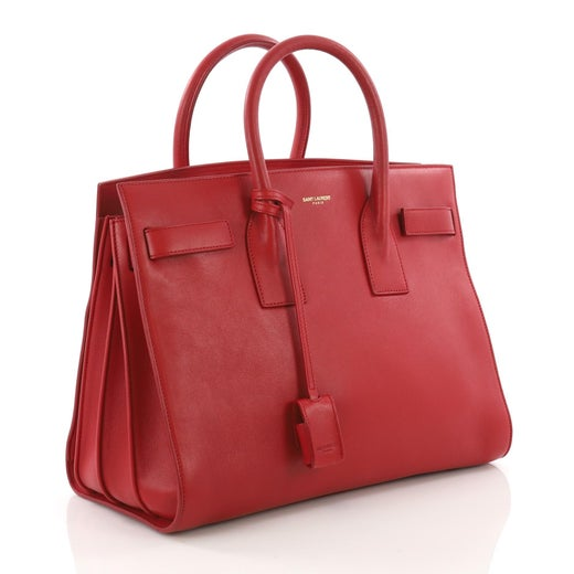603501a2b8 Saint Laurent Sac de Jour Handbag Leather Small at 1stdibs