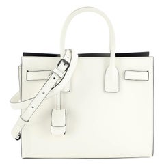 Saint Laurent Sac de Jour NM Bag Leather Baby