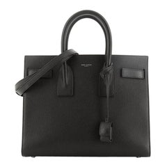 Saint Laurent Sac de Jour NM Bag Leather Small