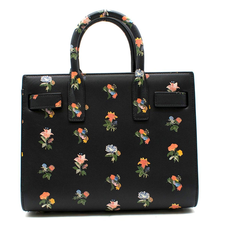 Floral Saint Jour De Nano Laurent Sac Prairie Bag XkPZiOu