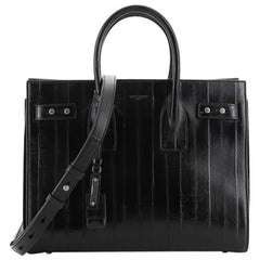 Saint Laurent Sac de Jour Souple Bag Eel Skin Small