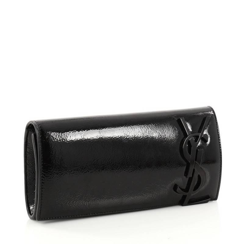 1stdibs R&y Augousti Black Stingray Leather Geometric Clutch Handbag 1n49VwUvv