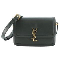 Saint Laurent Solferino Bag Leather Medium