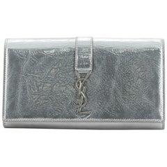 Saint Laurent Universite Wallet Leather