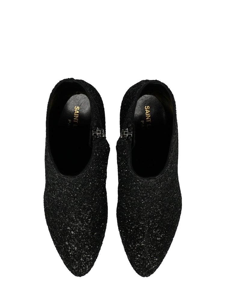 Saint Laurent Woman Ankle boots Black EU 37 For Sale 1