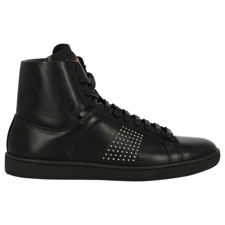 Saint Laurent Woman Sneaker Black EU 37 For Sale