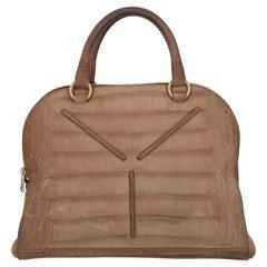 Saint Laurent Women  Handbags  Brown Leather