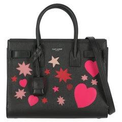 Saint Laurent Women  Handbags  Sac De Jour Black Leather