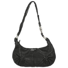 Saint Laurent Women  Shoulder bags Black Leather