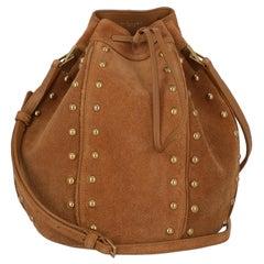 Saint Laurent  Women Shoulder bags Camel Color Leather
