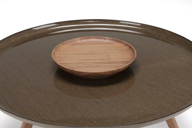 Modern Saint Luc 'Duales' Coffee Table by Noè Duchaufour For Sale