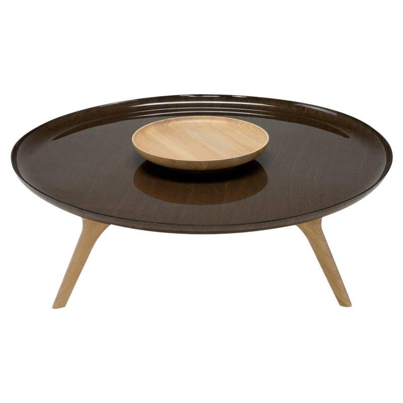 Saint Luc 'Duales' Coffee Table in Oak by Noé Duchaufour