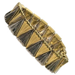 Sal Praschnik 18k Bracelet