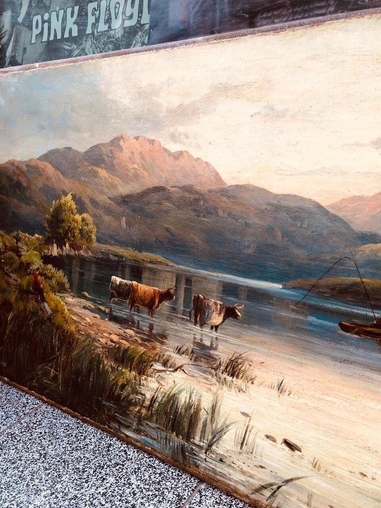 Northern Irish SALE Oil on Canvas