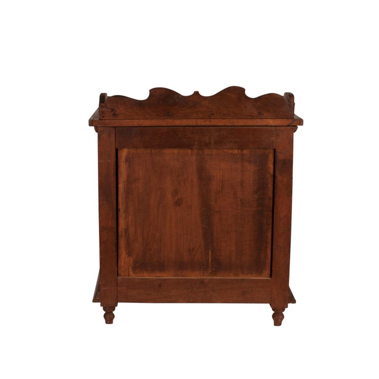 Wood Salesman Sample Chest of Drawers, United States, circa 1890 For Sale