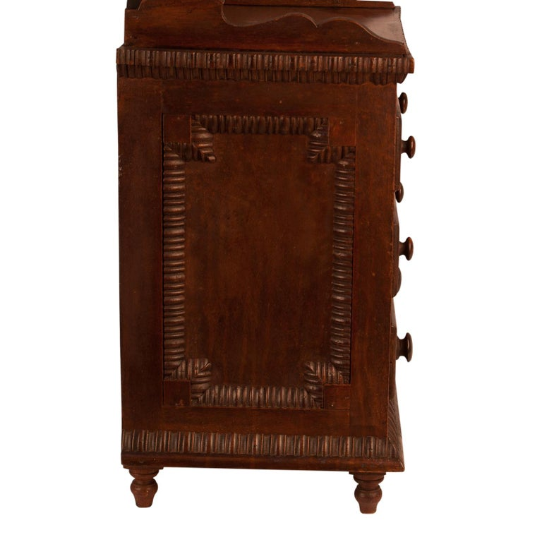 Salesman Sample Chest of Drawers, United States, circa 1890 For Sale 2