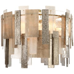 Salina Murano Glass Chandelier (US Specification)