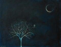 Night Owl, Original Painting