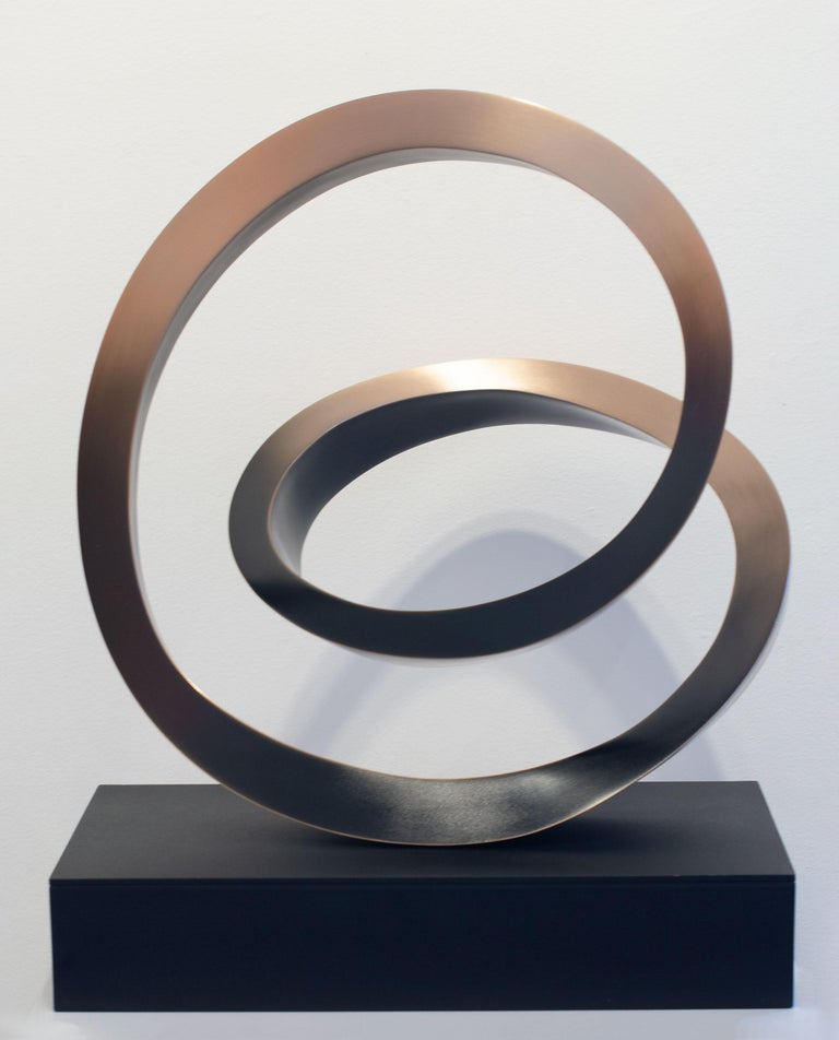 Sally Hepler Abstract Sculpture - Inner Passion