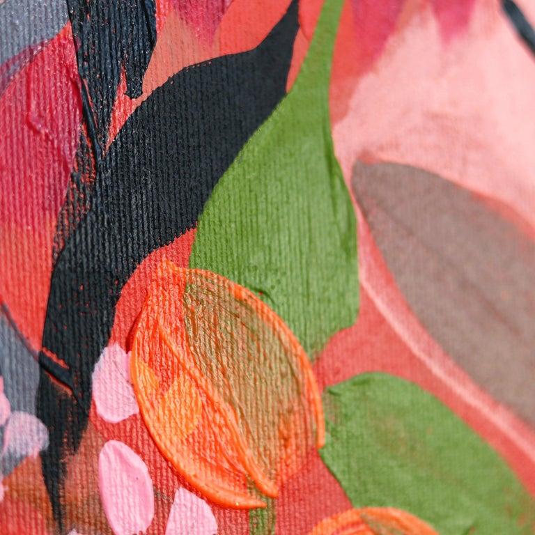 Monica - Original Copper Sally K Artwork For Sale 1