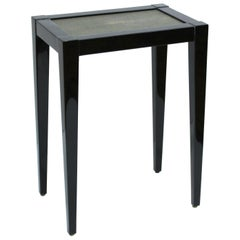 Sally Sirkin Lewis for J. Robert Scott Art Deco Revival 'Linea' Side Table
