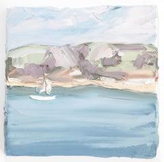 Pittwater, Lucinda Park 2 (25.11.19) - Original Oil Painting