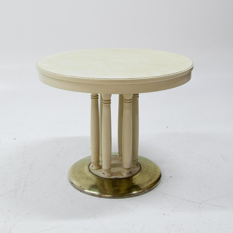 Salon Table, Viennese Secession, Early 20th Century For Sale 2