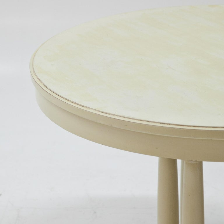 Salon Table, Viennese Secession, Early 20th Century For Sale 3
