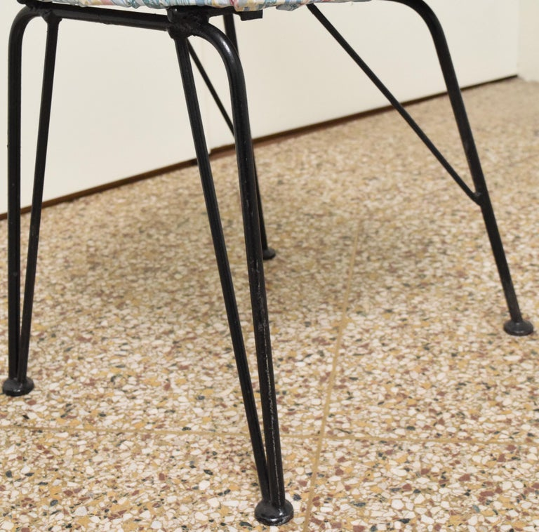 Salterini Bistro Chairs For Sale 4
