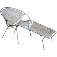 Salterini Radar Chair with Footrest