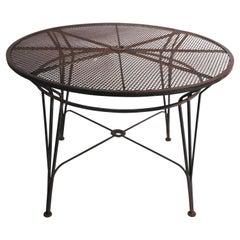 Salterini Radar Patio Garden Dining Table