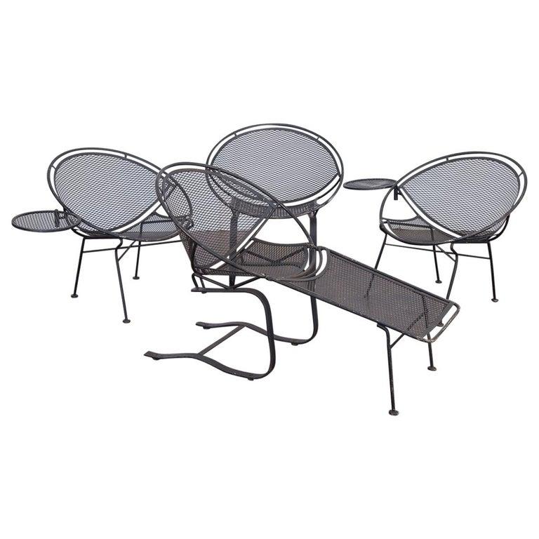 Salterini Radar Patio Set For Sale