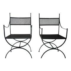 Salterini Wrought Iron Chairs