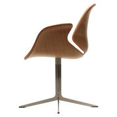 Salto and Thomas Sigsgaard, KT 8013 Leather Council Chair by One Collection