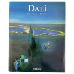 Salvador Dalí Art Book by Robert Descharnes and Gilles Néret, Taschen Press 1998