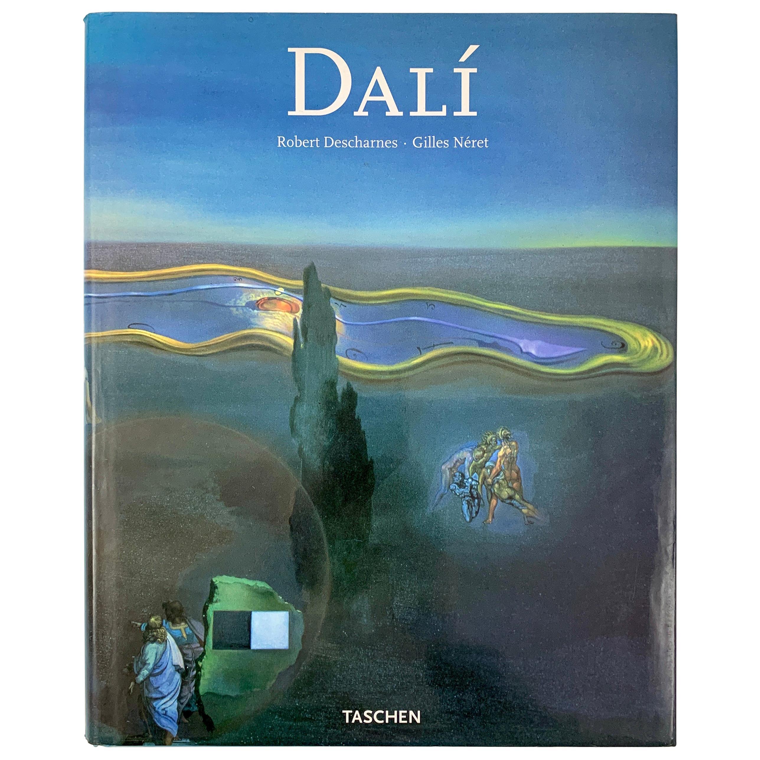 Salvador Dalí Art Book by Robert Descharnes and Gilles Néret, Taschen Press
