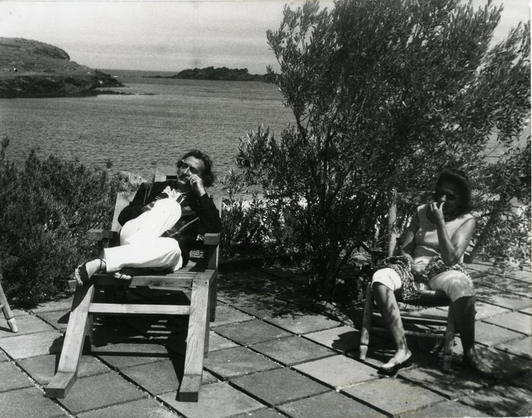Salvador Dali Contemporary Portlligat Wood Sculpture Sunbed For Sale 4