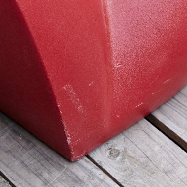 Salvador Dali, Contemporary, Red Dali Lips Sofa For Sale 7