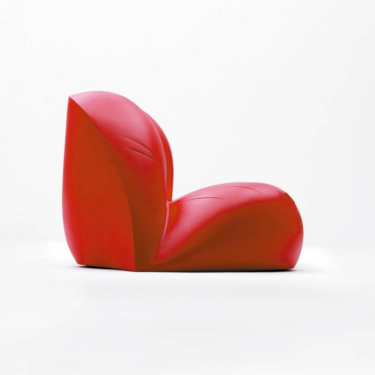 Modern Salvador Dali, Contemporary, Red Dali Lips Sofa