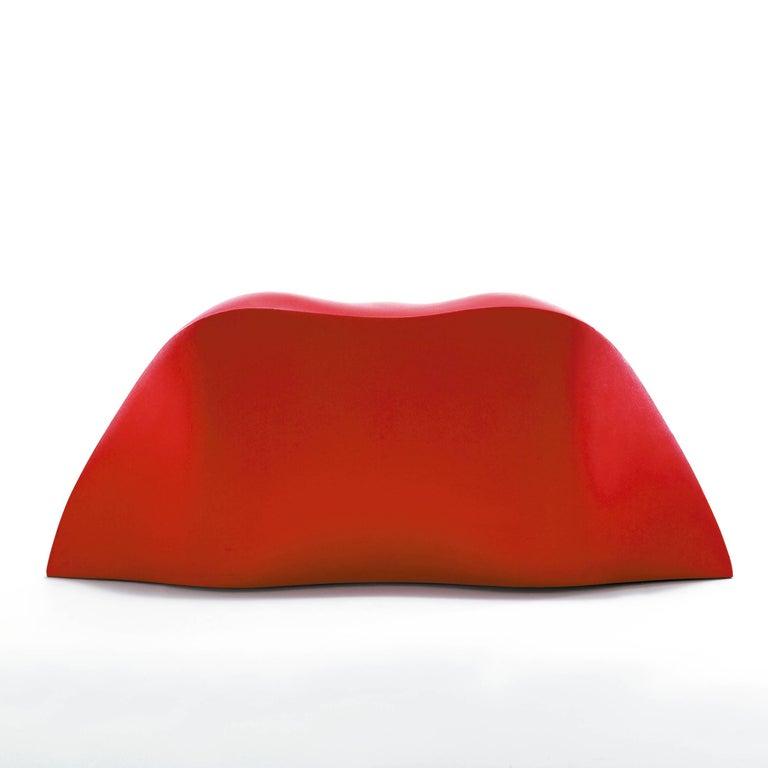 Spanish Salvador Dali, Contemporary, Red Dali Lips Sofa