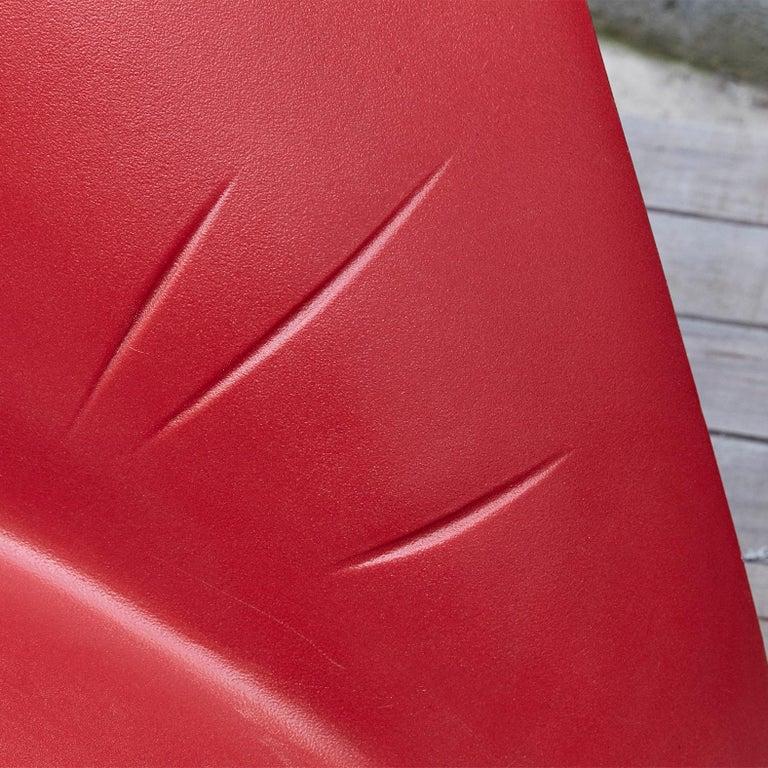 Salvador Dali, Contemporary, Red Dali Lips Sofa For Sale 3