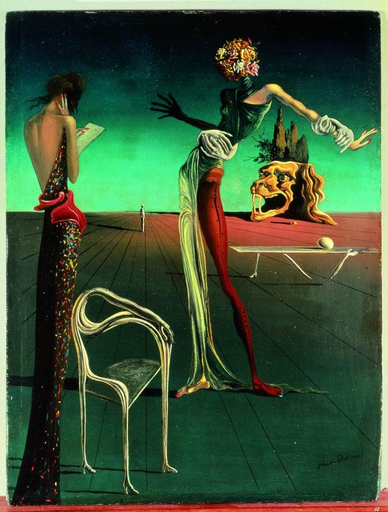 Salvador Dali Leda Armchair, Sculpture In New Condition For Sale In Barcelona, Barcelona