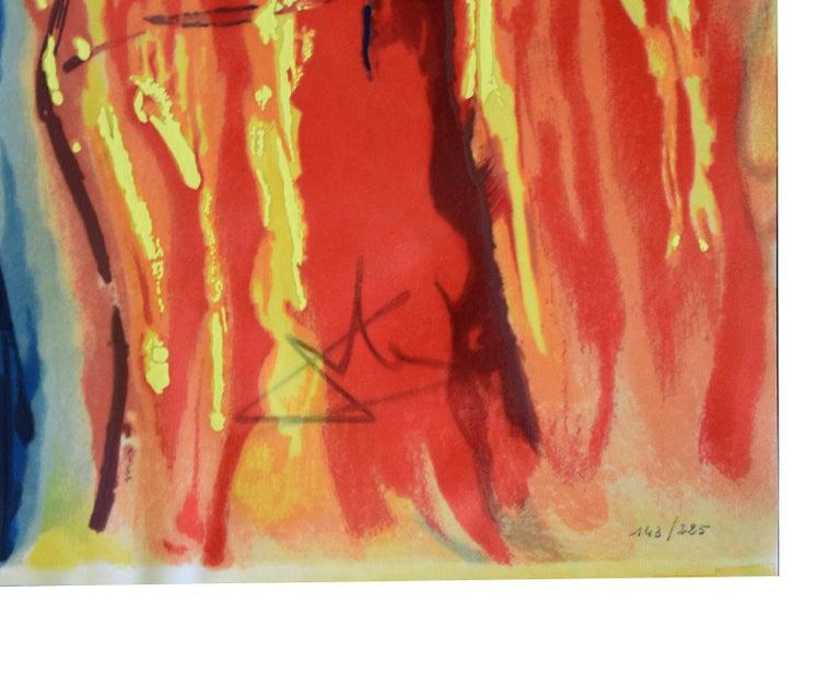 Le Phénix - L'Alchimie des Philosophes - 1976 - Salvador Dalì - Modern Art 1