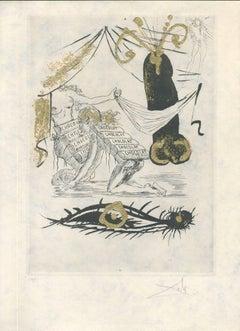 """A la memoire de Zulma - from """"Les Amours Jaunes"""""""