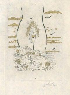 "A l'éternel Madame - from ""Les Amours Jaunes"""