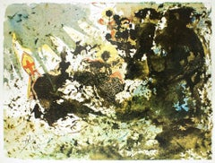 Adveniat Regnuum Tuum - Original Lithograph by S. Dalì - 1966